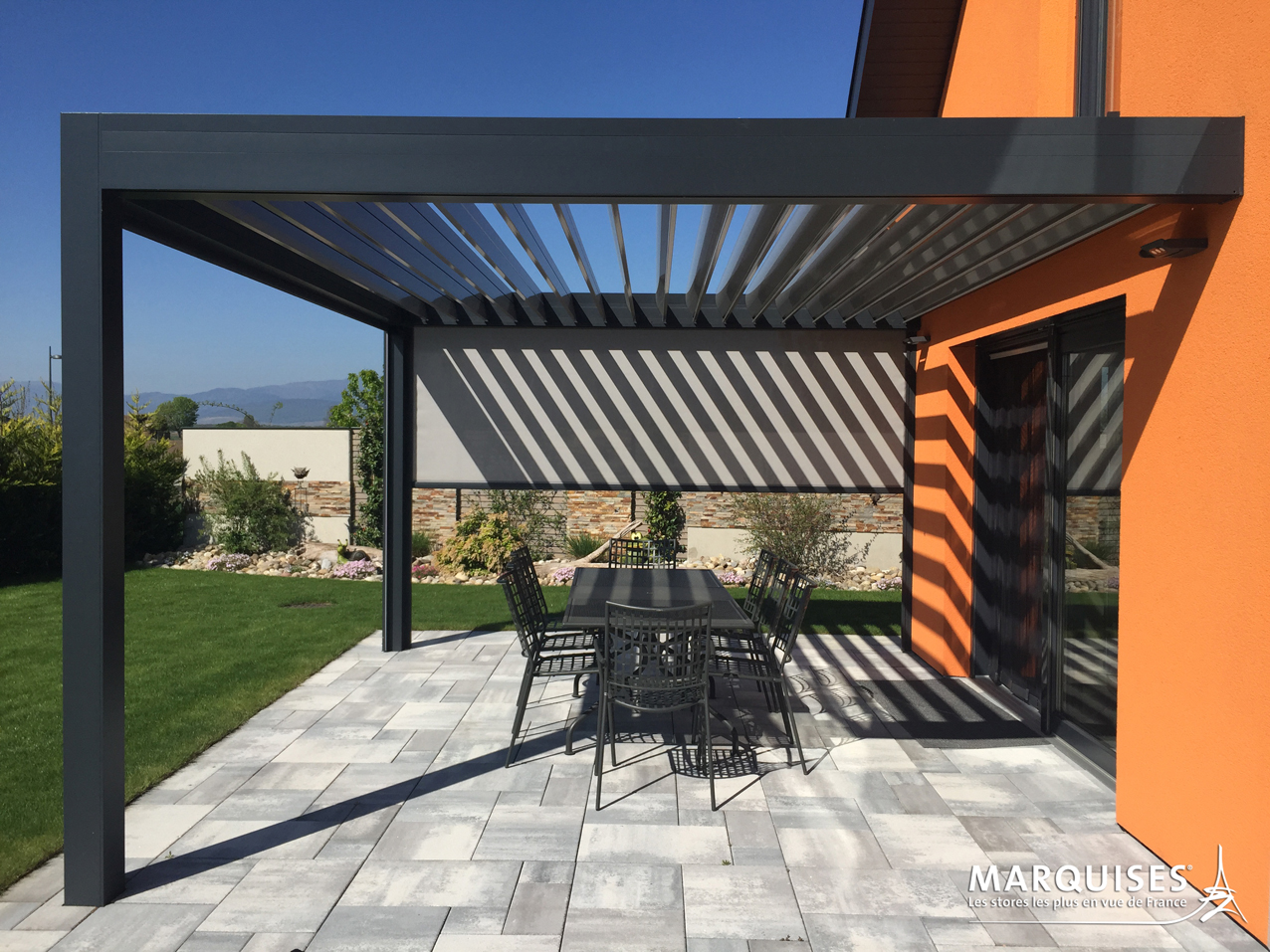 Pergola Open Maison Orange (1)